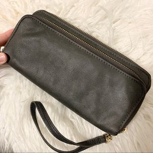 ✨ Target Faux Leather Wallet